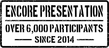 Encore Presentation: Over 1500 Participants since 2014