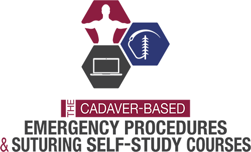 The Cadaver-Based Emergency Procedures Suturing Self‑Study Courses