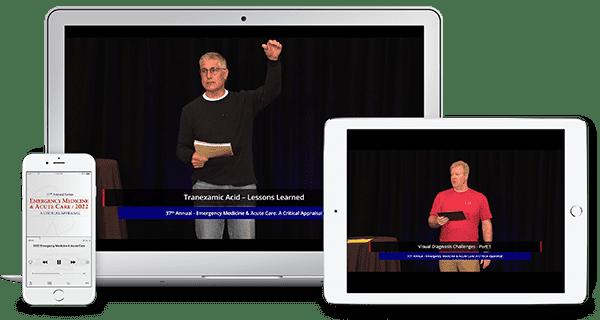 Emergency Medicine & Acute Care: A Critical Appraisal Series