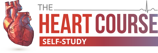 The Heart Course Self-Study logo
